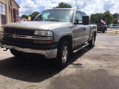 1999 Chevrolet Silverado 1500 for sale at Used Car City in Tulsa OK