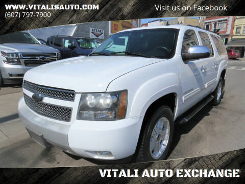 2011 Chevrolet Suburban for sale at VITALI AUTO EXCHANGE in Johnson City NY