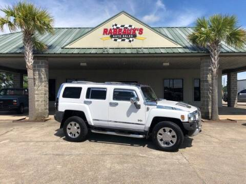 2009 HUMMER H3 for sale at Rabeaux's Auto Sales in Lafayette LA