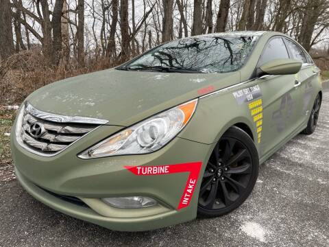 2012 Hyundai Sonata for sale at Trocci's Auto Sales in West Pittsburg PA