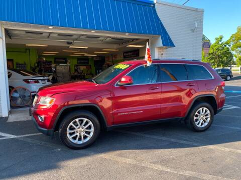 2014 Jeep Grand Cherokee for sale at Ginters Auto Sales in Camp Hill PA