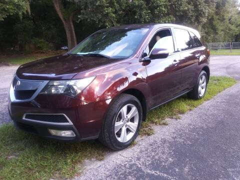 2011 Acura MDX for sale at Royal Auto Mart in Tampa FL
