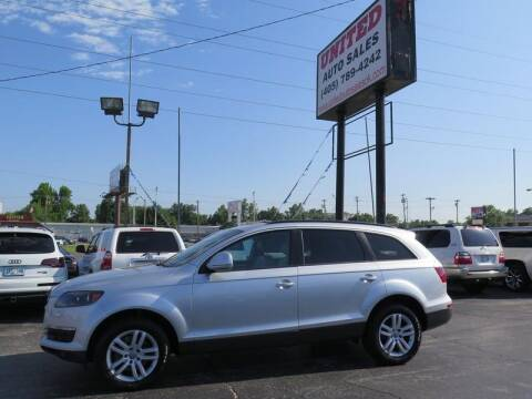 2007 Audi Q7 for sale at United Auto Sales in Oklahoma City OK