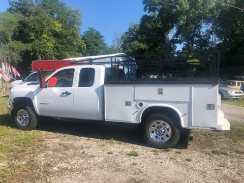 2011 Chevrolet Silverado 3500HD for sale at BELL AUTO & TRUCK SALES in Fort Wayne IN
