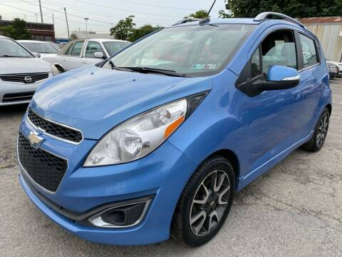 2014 Chevrolet Spark for sale at Philadelphia Public Auto Auction in Philadelphia PA