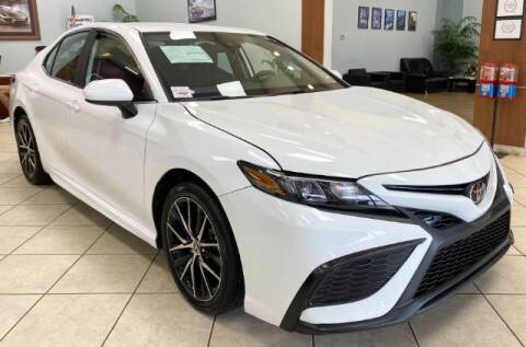 2021 Toyota Camry for sale at Adams Auto Group Inc. in Charlotte NC