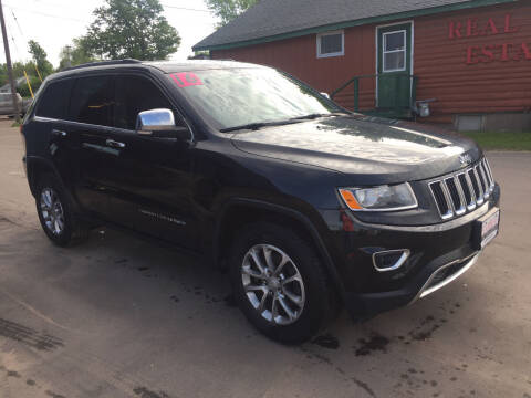 2016 Jeep Grand Cherokee for sale at Flambeau Auto Expo in Ladysmith WI