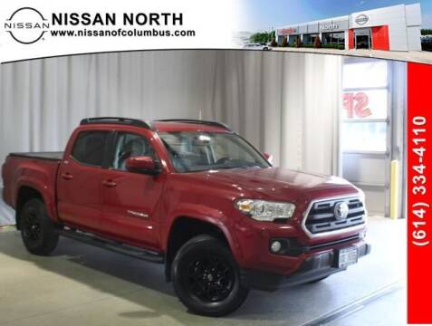 2019 Toyota Tacoma for sale at Auto Center of Columbus in Columbus OH