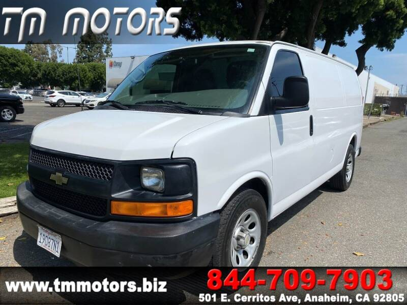 2012 Chevrolet Express Cargo for sale in Anaheim, CA