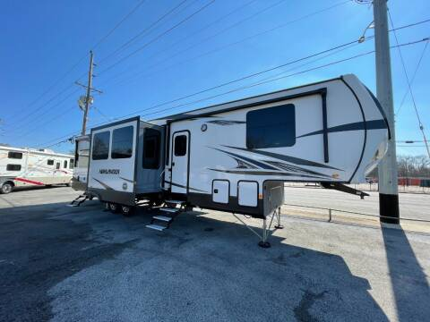 2019 Highland Ridge Highlander TOY HAULER for sale at CHATTANOOGA CAMPER SALES in Chattanooga TN