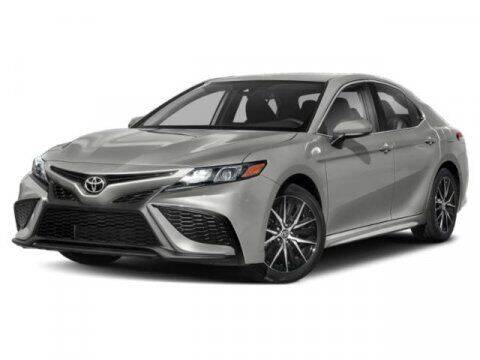 2022 Toyota Camry for sale at TEJAS TOYOTA in Humble TX