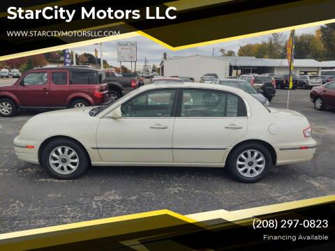 2005 Kia Amanti for sale at StarCity Motors LLC in Garden City ID