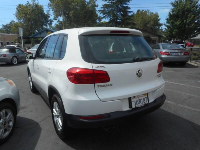 2013 Volkswagen Tiguan AWD S 4Motion 4dr SUV (ends 1/13) - Roseville CA