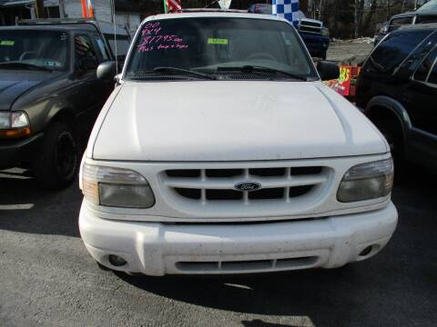 2000 Ford Explorer for sale at FERNWOOD AUTO SALES in Nicholson PA