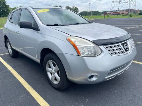 2010 Nissan Rogue for sale at Quality Motors Inc in Indianapolis IN