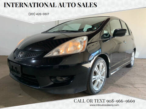 2010 Honda Fit for sale at International Auto Sales in Hasbrouck Heights NJ