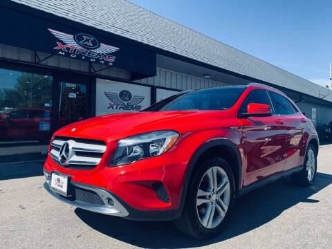 2017 Mercedes-Benz GLA for sale at Xtreme Motors Inc. in Indianapolis IN
