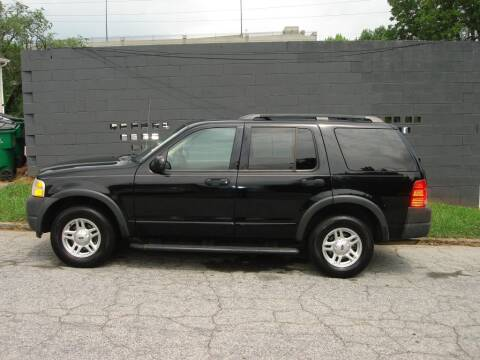2003 Ford Explorer for sale at On The Road Again Auto Sales in Doraville GA