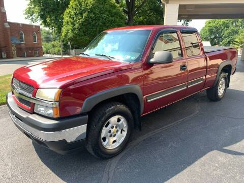 2005 Chevrolet Silverado 1500 for sale at On The Circuit Cars & Trucks in York PA