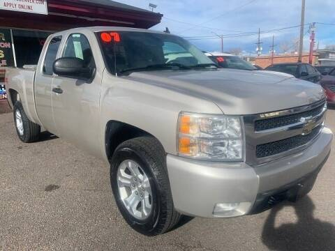2007 Chevrolet Silverado 1500 for sale at Nations Auto in Lakewood CO