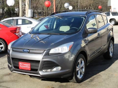 2013 Ford Escape for sale at Bill Leggett Automotive, Inc. in Columbus OH
