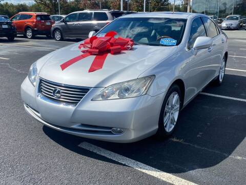 2007 Lexus ES 350 for sale at Charlotte Auto Group, Inc in Monroe NC