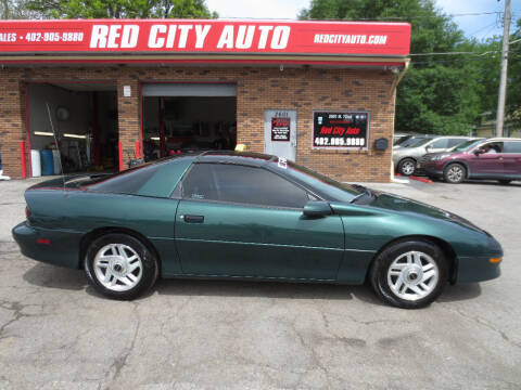 1995 Chevrolet Camaro for sale at Red City  Auto in Omaha NE