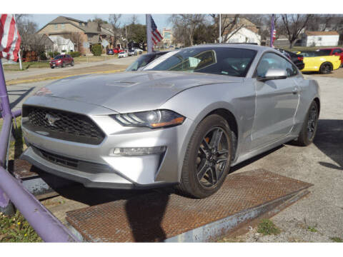 2019 Ford Mustang for sale at Watson Auto Group in Fort Worth TX