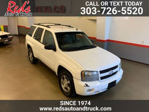 2008 Chevrolet TrailBlazer for sale at Red's Auto and Truck in Longmont CO