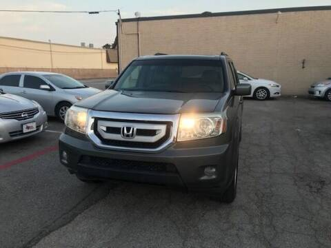 2009 Honda Pilot for sale at Reliable Auto Sales in Plano TX