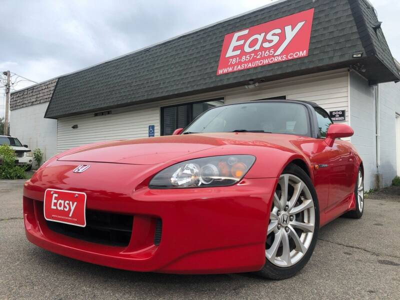 2006 Honda S2000 for sale at Easy Autoworks & Sales in Whitman MA