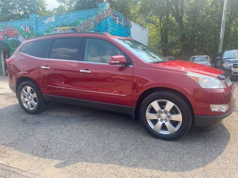 2012 Chevrolet Traverse for sale at Showcase Motors in Pittsburgh PA