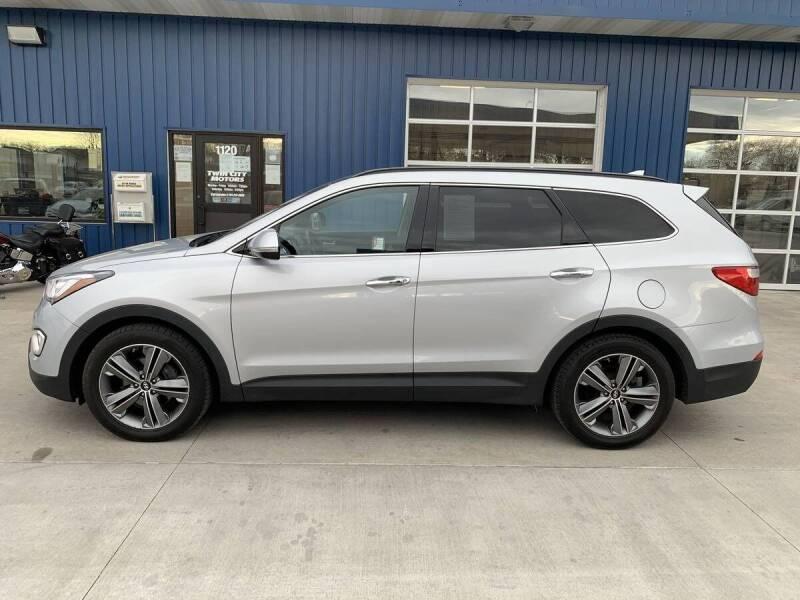 2015 Hyundai Santa Fe for sale at Twin City Motors in Grand Forks ND