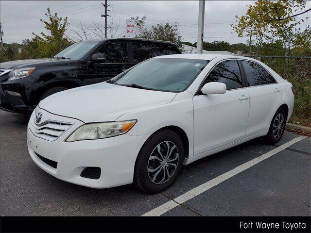 2011 Toyota Camry for sale at BOB ROHRMAN FORT WAYNE TOYOTA in Fort Wayne IN