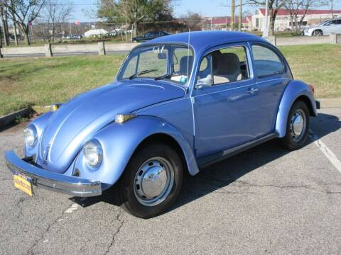 1974 Volkswagen Beetle for sale at Island Classics & Customs in Staten Island NY