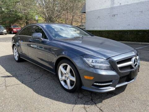 2013 Mercedes-Benz CLS for sale at Select Auto in Smithtown NY