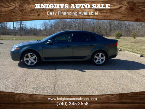 2005 Acura TL for sale at Knights Auto Sale in Newark OH