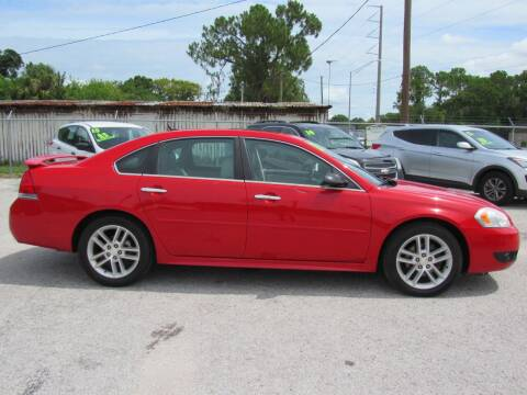 2013 Chevrolet Impala for sale at Checkered Flag Auto Sales EAST in Lakeland FL