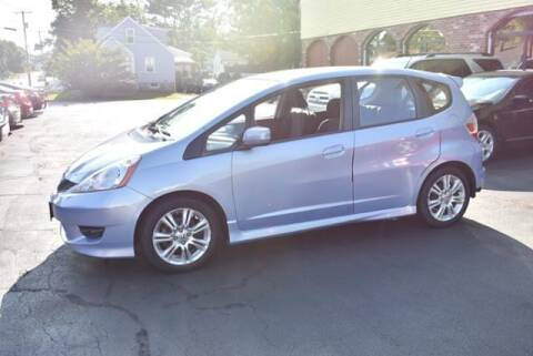 2010 Honda Fit for sale at Absolute Auto Sales, Inc in Brockton MA