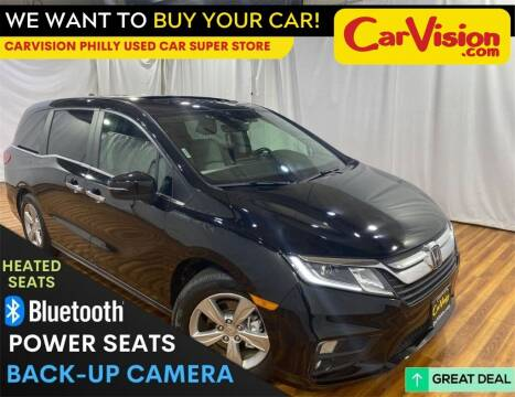 2018 Honda Odyssey for sale at Car Vision Mitsubishi Norristown - Car Vision Philly Used Car SuperStore in Philadelphia PA
