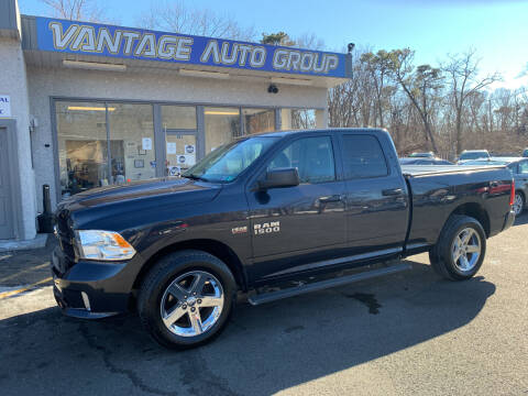 2015 RAM Ram Pickup 1500 for sale at Vantage Auto Group in Brick NJ
