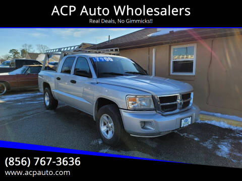2008 Dodge Dakota for sale at ACP Auto Wholesalers in Berlin NJ