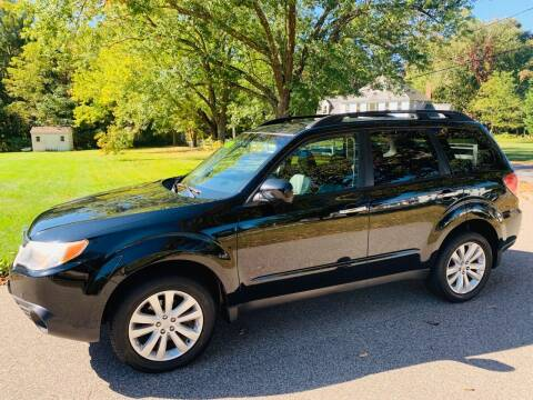 2011 Subaru Forester for sale at 41 Liberty Auto in Kingston MA