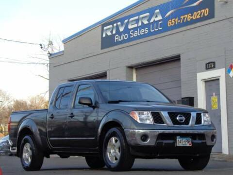 2008 Nissan Frontier for sale at Rivera Auto Sales LLC in Saint Paul MN