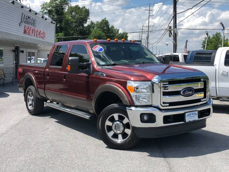2015 Ford F-250 Super Duty for sale at Jarboe Motors in Westminster MD