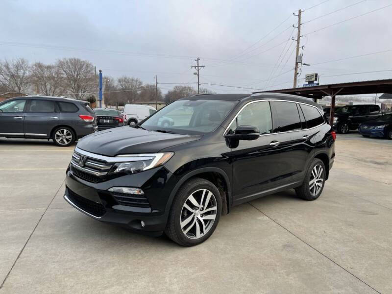 2018 Honda Pilot for sale at Kansas Auto Sales in Wichita KS