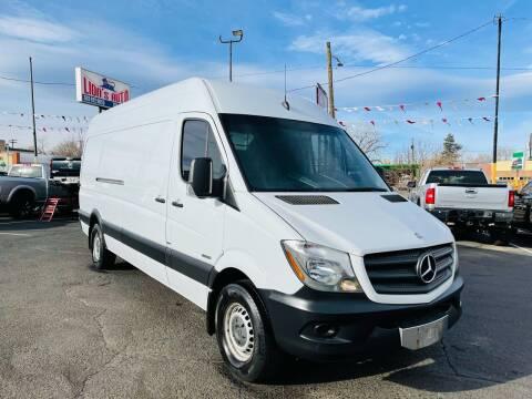 2014 Mercedes-Benz Sprinter Cargo for sale at Lion's Auto INC in Denver CO