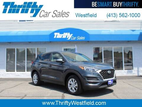2019 Hyundai Tucson for sale at Thrifty Car Sales Westfield in Westfield MA