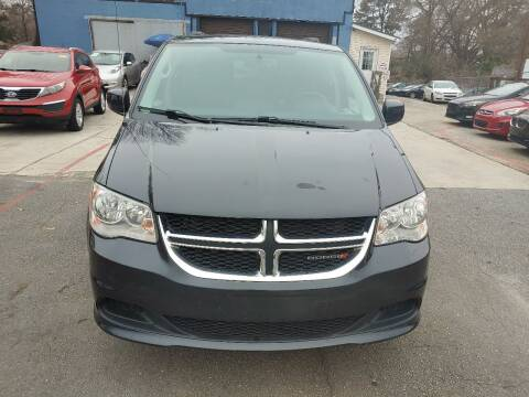 2014 Dodge Grand Caravan for sale at Adonai Auto Broker in Marietta GA