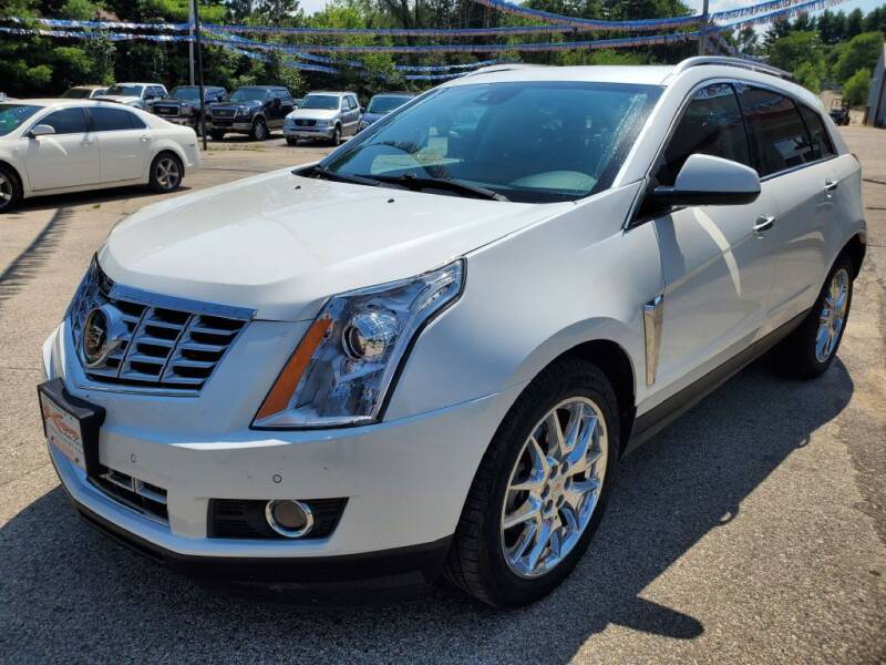 2015 Cadillac SRX for sale at Extreme Auto Sales LLC. in Wautoma WI